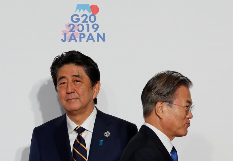 ผู้นำโสมขาวเตรียมแผนรับมือ 'ญี่ปุ่น' คุมเข้มส่งออกวัสดุไฮเทค 'ยืดเยื้อ'