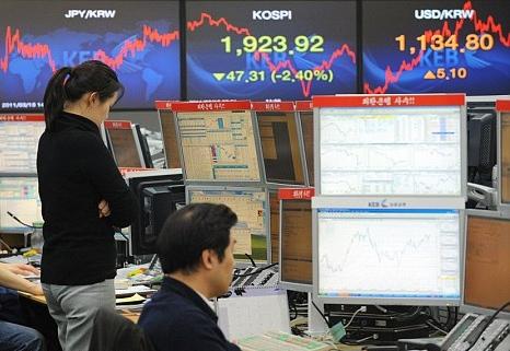 ตลาดหุ้นเอเชียปรับตัวขึ้น นักลงทุนจับตาถ้อยแถลงประธานเฟด