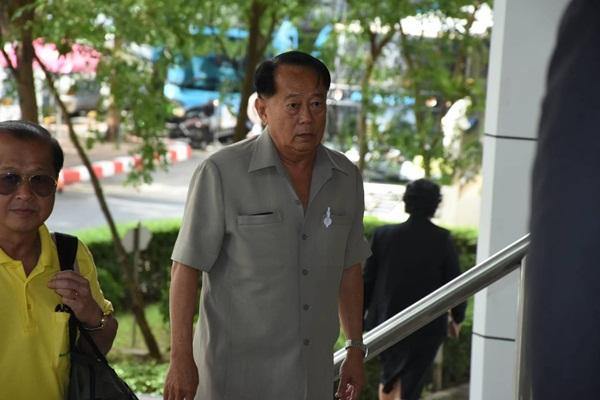 """คุก """"เชาวรินทร์"""" นักการเมืองดัง 2 ปี ฉ้อโกงเงินสั่งซื้อปูนซีเมนต์ บ.ในประเทศกัมพูชา"""