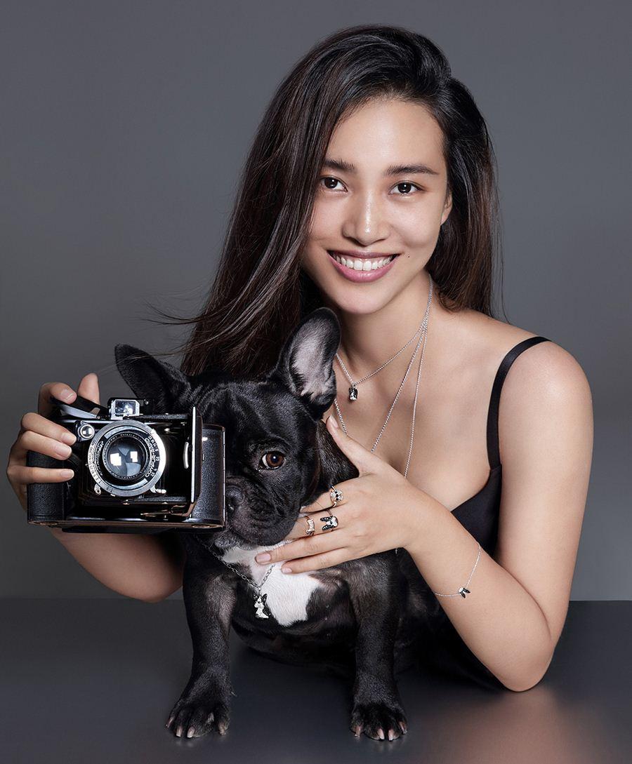 เฉินมั่น ในวัย 39 ปีกับ self portrait ของเธอ