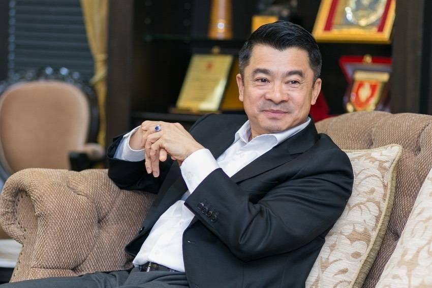 พ.อ.เศรษฐพงค์ มะลิสุวรรณ โฆษก และผู้สมัคร ส.ส.บัญชีรายชื่อลำดับที่ 13 ของพรรคภูมิใจไทย (แฟ้มภาพ)