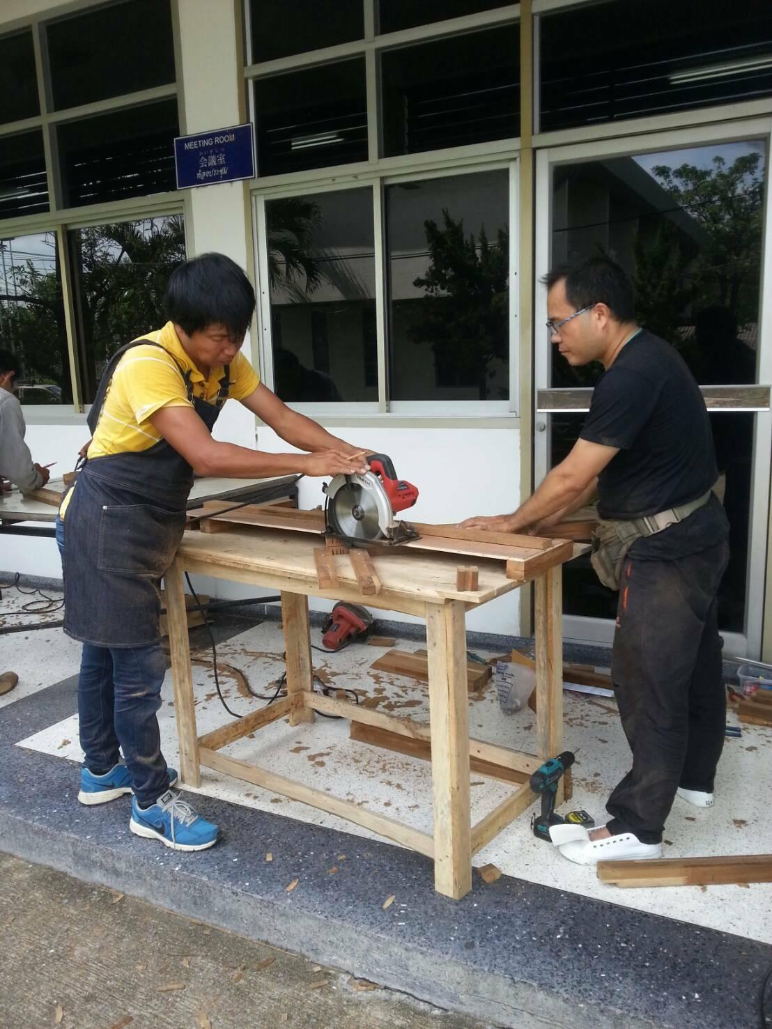 กพร.ร่วมยูเนสโก ปั้นช่างอนุรักษ์สถาปัตยกรรมไม้ดั้งเดิมของไทย