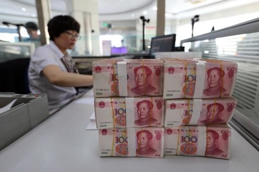 เมื่อปี 2561 จีนรักษาตำแหน่งตลาดประกันภัยที่ใหญ่เป็นอันดับ 2 ของโลก (แฟ้มภาพเอเอฟพี)