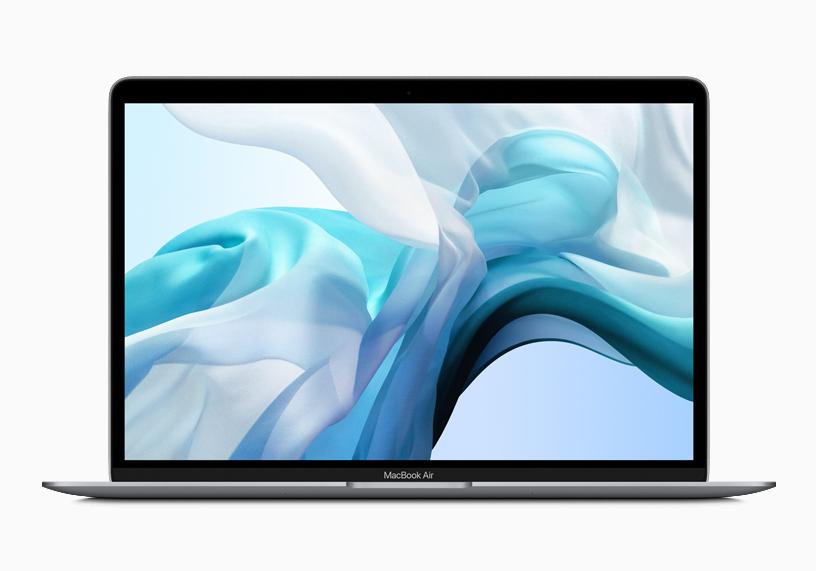 MacBook Air เพิ่มฟีเจอร์ใหม่ ปรับราคาลง