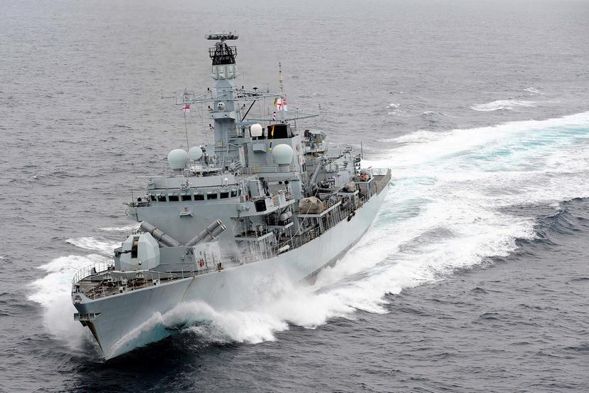 สหรัฐฯ เผย 'อิหร่าน' พยายามยึดเรือบรรทุกน้ำมันอังกฤษในอ่าวเปอร์เซีย