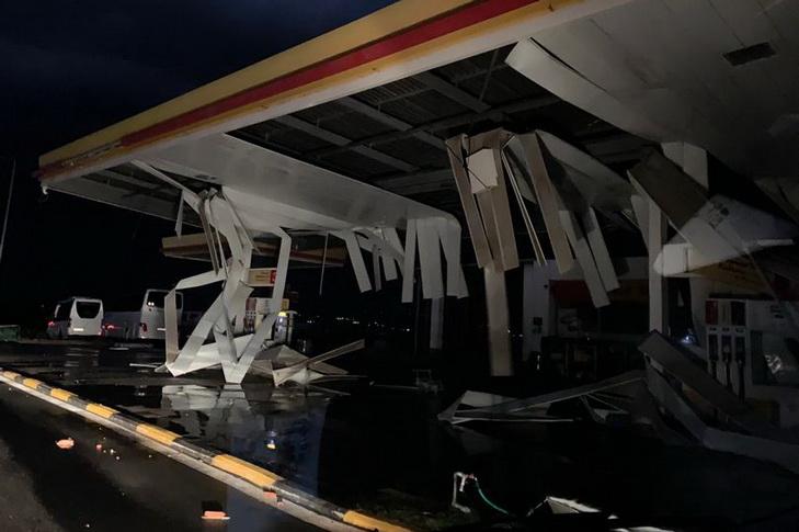 พายุลูกเห็บซัดถล่ม 'กรีซ' ทำนักท่องเที่ยวต่างชาติดับ 6 ราย-บาดเจ็บอีกนับร้อย