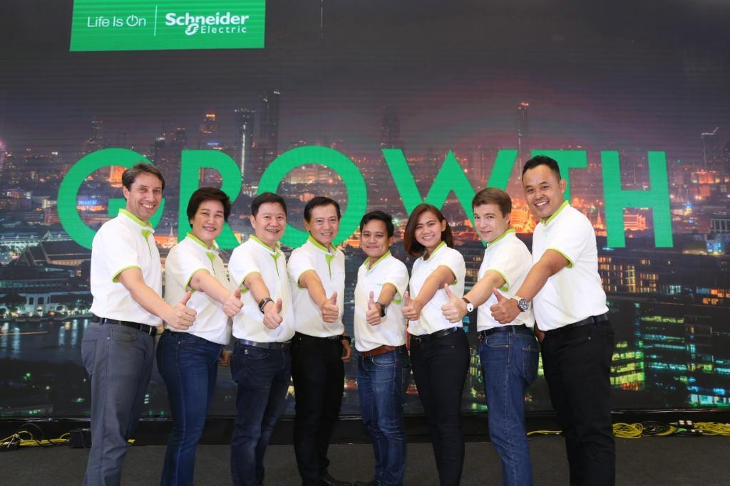 ชไนเดอร์ อิเล็คทริค เปิดตัว'ธนพงษ์' ซีอีโอไทยคนแรก