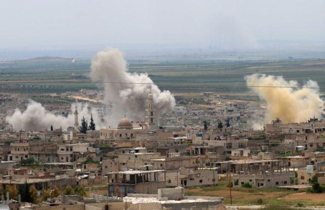 กองกำลังรัฐบาล-นักรบญิฮาดปะทะเดือดในซีเรีย ตายแล้ว 56 ศพ