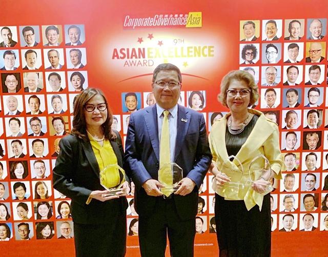 ปตท. รับ 4 รางวัลระดับสากล จาก Asian Excellence Award 2019