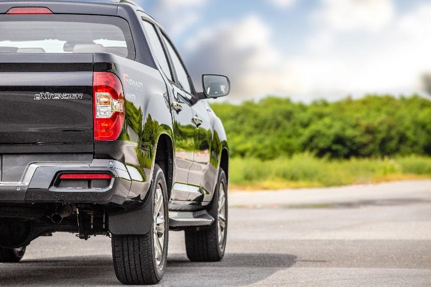 """เอ็มจี เปิดตัวรถกระบะรุ่นแรก """"NEW MG EXTENDER""""  สิงหาคมนี้"""