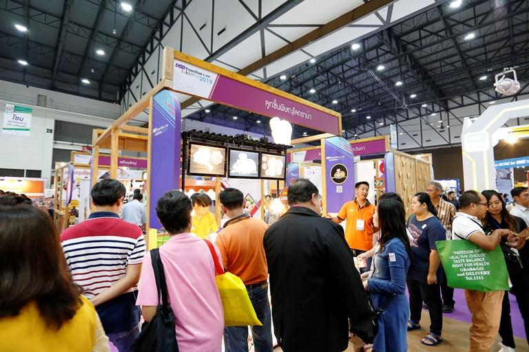 สำเร็จเกินคาด งาน 'Smart SME EXPO 2019' เงินสะพัด 2,685 ล้านบาท