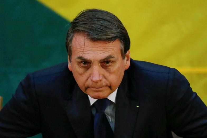 ประธานาธิบดี จาอีร์ โบลโซนาโร แห่งบราซิล