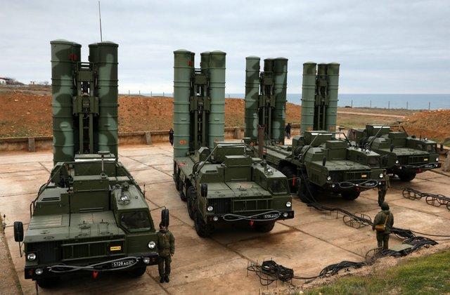 """นาโตแสดงความกังวล หลังตุรกีได้รับ """"ระบบต้านขีปนาวุธรัสเซีย"""" ชุดแรก"""