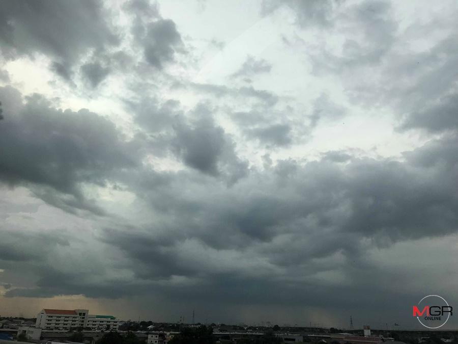 ทั่วไทยฝนน้อย หลังมรสุมทะเลอันดามันอ่อนกำลังลง กทม. ตกร้อยละ 30