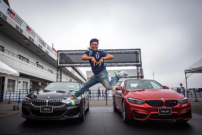 ที่สุดของทริปในฝัน BMW พาไปเหยียบมิดไมล์ที่ฟูจิสปีดเวย์ [ชมคลิป]