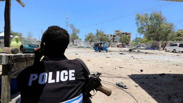 """ยอดตายเหตุอัลชาบับบุก """"โรงแรมดัง"""" ในโซมาเลียพุ่งเป็น 26 ราย"""