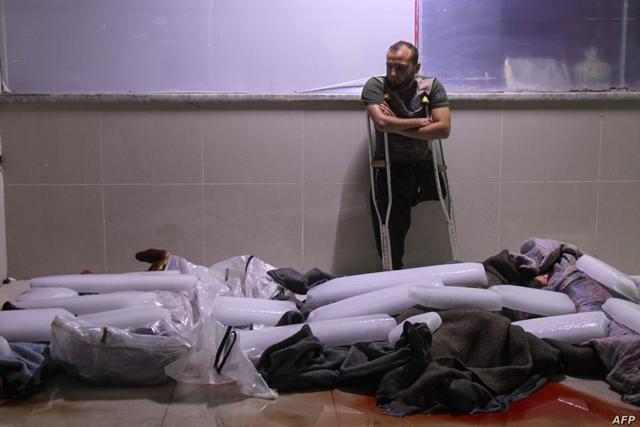 สุดสลด! โจมตีทางอากาศในซีเรียคร่าชีวิตพลเรือน 14 ราย รวมถึงทารกเพิ่งเกิด