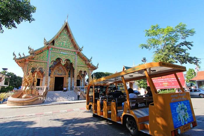 """วันอาสาฬฯ-เข้าพรรษา หลายจังหวัดจัดกิจกรรม นั่งรถเที่ยวฟรี """"ไหว้พระทั่วไทย สุขใจถ้วนหน้า"""" เพื่อความเป็นสิริมงคลรับวันพระใหญ่"""