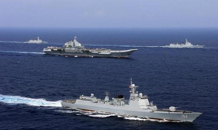 'จีน'แถลงจัดซ้อมรบ'เรือ-เครื่องบิน' หลังสหรัฐฯขายอาวุธ $2,200 ล.ให้ไต้หวัน