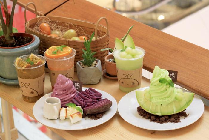 """""""CORO FIELD Dessert"""" หวานฉ่ำชื่นใจ อร่อยส่งตรงจากฟาร์ม"""