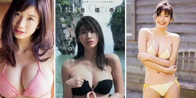 """หนุ่มญี่ปุ่นเศร้า """"ยูกะ โองุระ"""" ประกาศแขวนบิกินีเลิกถ่ายชุดว่ายน้ำ"""