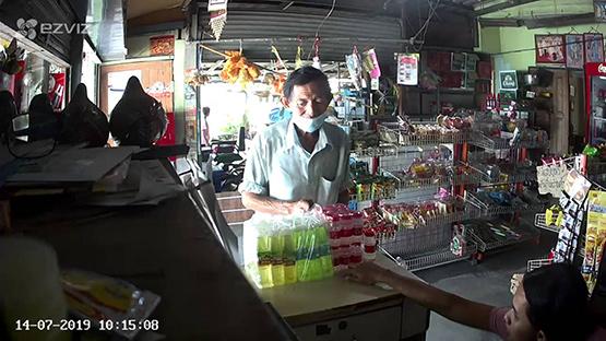 แม่ค้าโชว์ห่วยย่านคลองหลวง เตือนภัยซื้อรังนกมากินแต่กับเป็นน้ำเปล่า