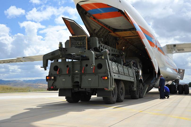 ตุรกีเล็งใช้งานระบบต้านขีปนาวุธ S-400 เต็มรูปแบบในเดือน เม.ย. ปี 2020