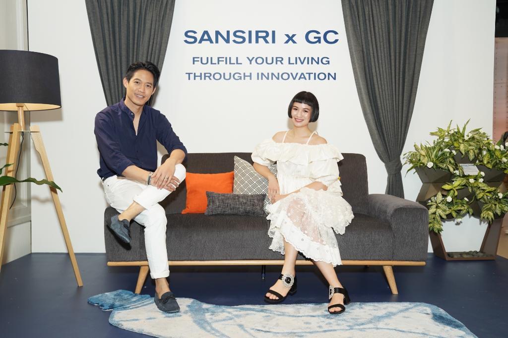 """แสนสิริ รวมพลัง GC ชวนคนไทยใช้ทรัพยากรอย่างรู้คุณค่า พร้อมเชิญ 2 เซเลบ """"ตู่-ภพธร"""" และหมู """"Moo Eyewear"""" แชร์แนวคิดการอนุรักษ์สิ่งแวดล้อม"""