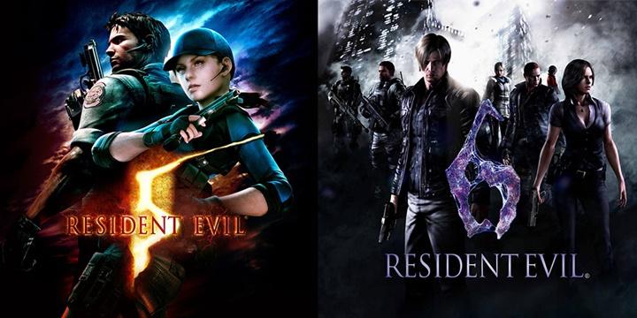 แคปคอมส่งผีชีวะ Resident Evil 5 และ 6 ลงเครื่องสวิตช์ 29 ต.ค.