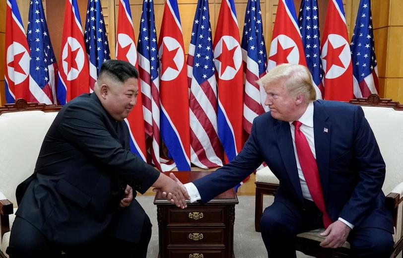 สหรัฐฯ หวัง 'โสมแดง' ยอมฟื้นเจรจานุก แม้ขู่ให้ยกเลิกซ้อมรบกับเกาหลีใต้