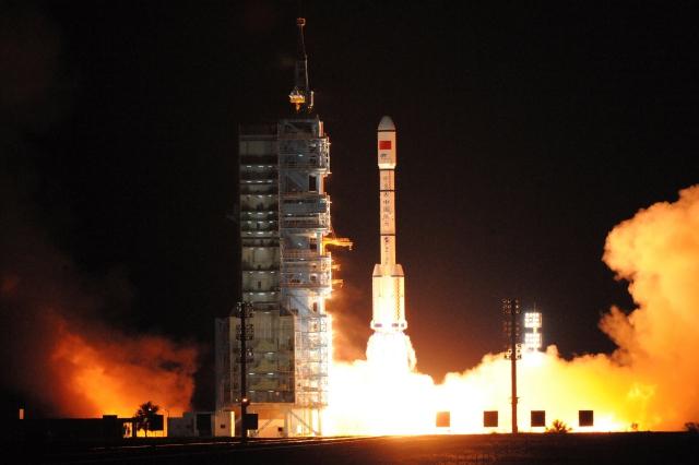 จีนประกาศเตรียมนำสถานีอวกาศเทียนกง-2 กลับสู่โลก