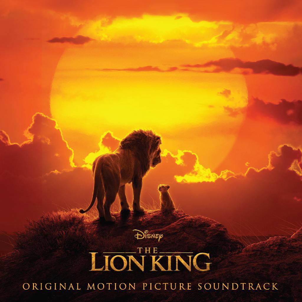 """""""The Lion King"""" ส่งอัลบั้ม OST. พร้อมฟังทั่วโลกวันนี้ """"เอลตัน จอห์น-บียอนเซ่"""" นำทัพร้อง 2 เพลงใหม่"""