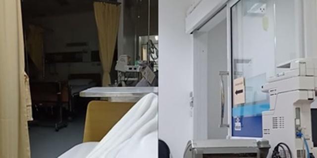 หลอน! สาวแชร์คลิปสิ่งลี้ลับในห้องพักผู้ป่วย ไม่รู้ประตูเปิดให้ใคร