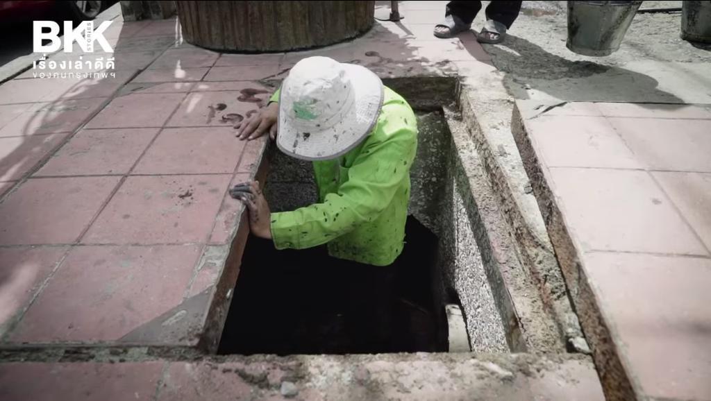 """""""อัศวิน"""" แชร์แผนล้างทำความสะอาดท่อระบายน้ำเสร็จไปแล้ว 90%"""