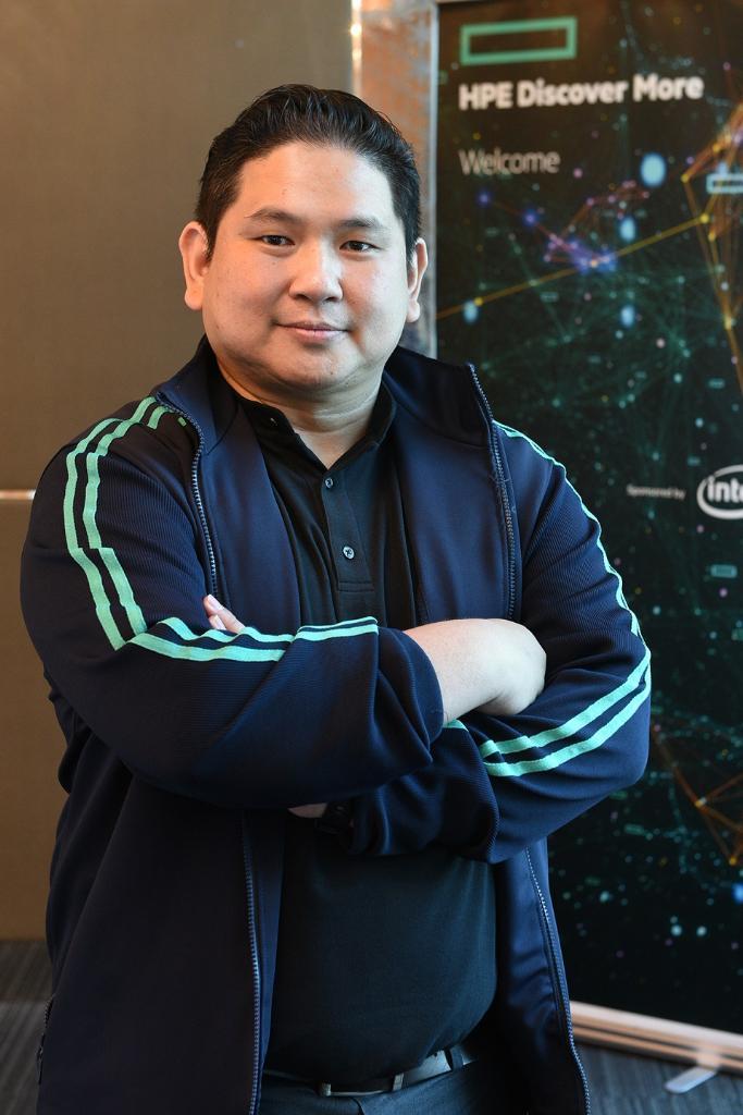"""จุดพลุ HPE Discover More Bangkok การันตีร่วมสร้าง """"ไทยแลนด์ 4.0"""""""