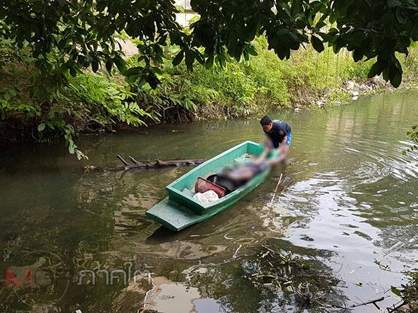 หนุ่มเมืองคอนหาปลาทางลัดใช้ไฟฟ้าช็อตพลาดท่าโดนเองเสียชีวิตคาสายไฟ