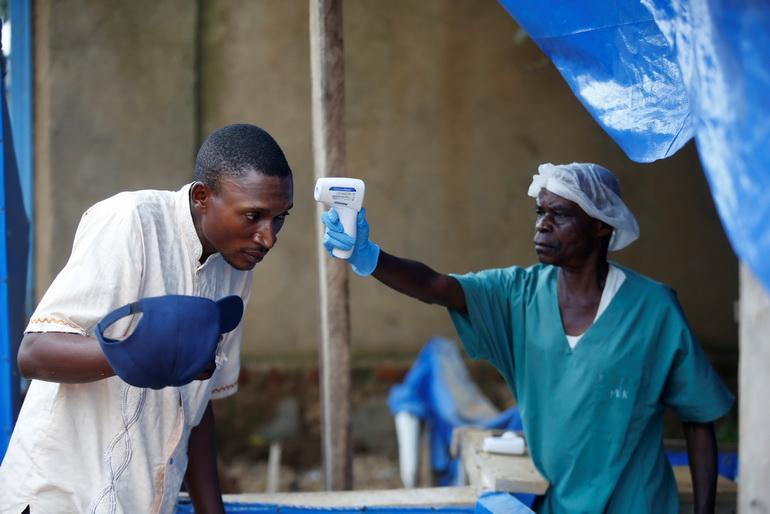 """แจง WHO ประกาศภาวะฉุกเฉิน """"อีโบลา"""" เพื่อระดมความช่วยเหลือ ไทยพร้อมยกระดับเข้มขาเข้า-ขาออก"""