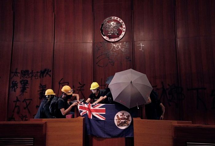 'จีน'คืออนาคตของ'ฮ่องกง'  ไม่ใช่เป็นปัญหาของเขตบริหารพิเศษแห่งนี้