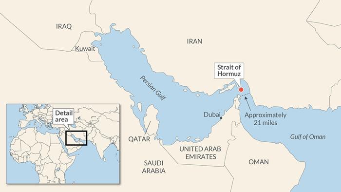 'วิกฤตการณ์อิหร่าน'ยังคงเป็นเรื่องของ'น้ำมัน'  แม้'สหรัฐฯ'ไม่ได้เอ่ยปากพาดพิงถึง