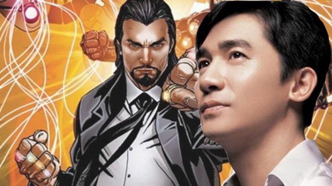 """""""เหลียงเฉาเหว่ย"""" เข้าร่วมจักรวาล Marvel รับบทสุดยอดดาวร้าย """"แมนดาริน"""" ใน Shang-Chi"""