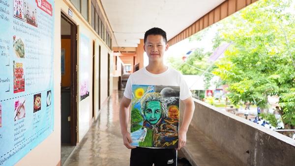 มูลนิธิพุทธรักษาเปิดพื้นที่เด็กขาดโอกาส ผ่านโครงการ Art4Worth