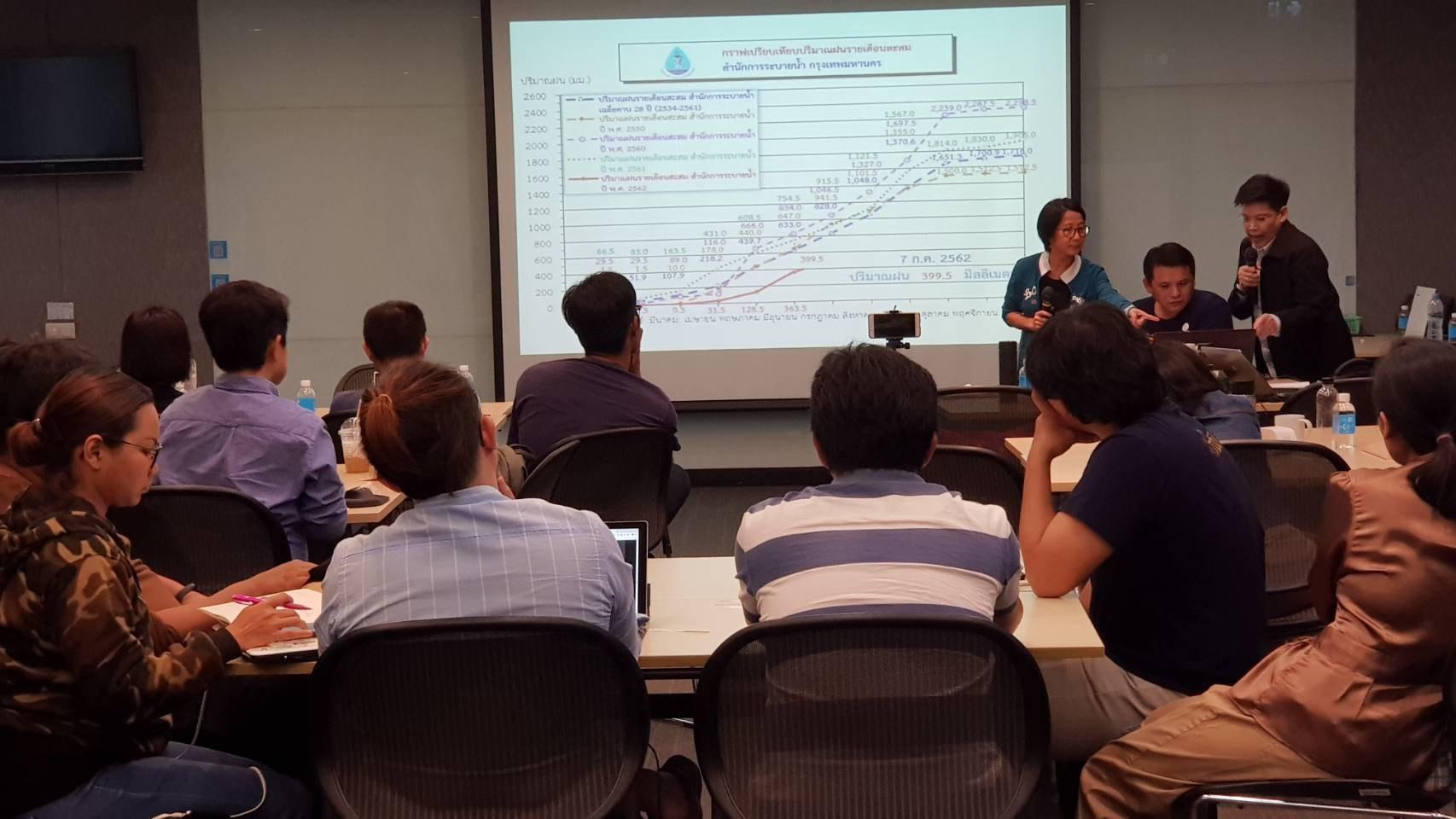 ทำข่าวเชิงข้อมูลในไทยยังยาก 'ข้อมูลเปิด' กระจัดกระจาย ภาครัฐมีแต่ไฟล์ PDF ยากประมวลผล