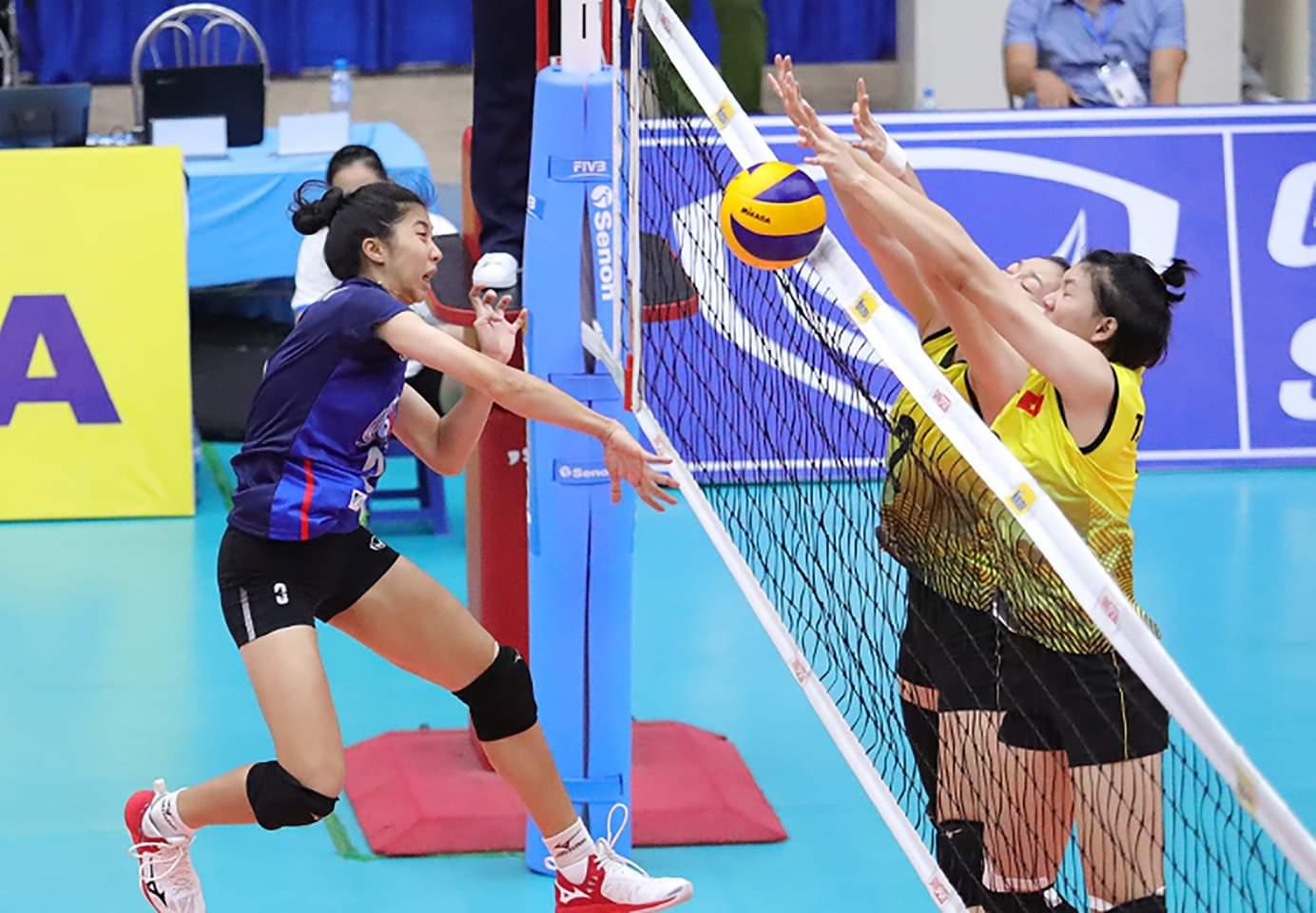 ลูกยางสาวไทย U23 พ่าย เวียดนาม จบที่ 4 ศึกเอเชีย