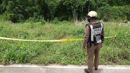 สาวนิรนามถูกฆ่าหมกป่าที่แท้เป็นลูกจ้างขายผลไม้ในตลาดนัดหมู่บ้านพระปิ่น 7