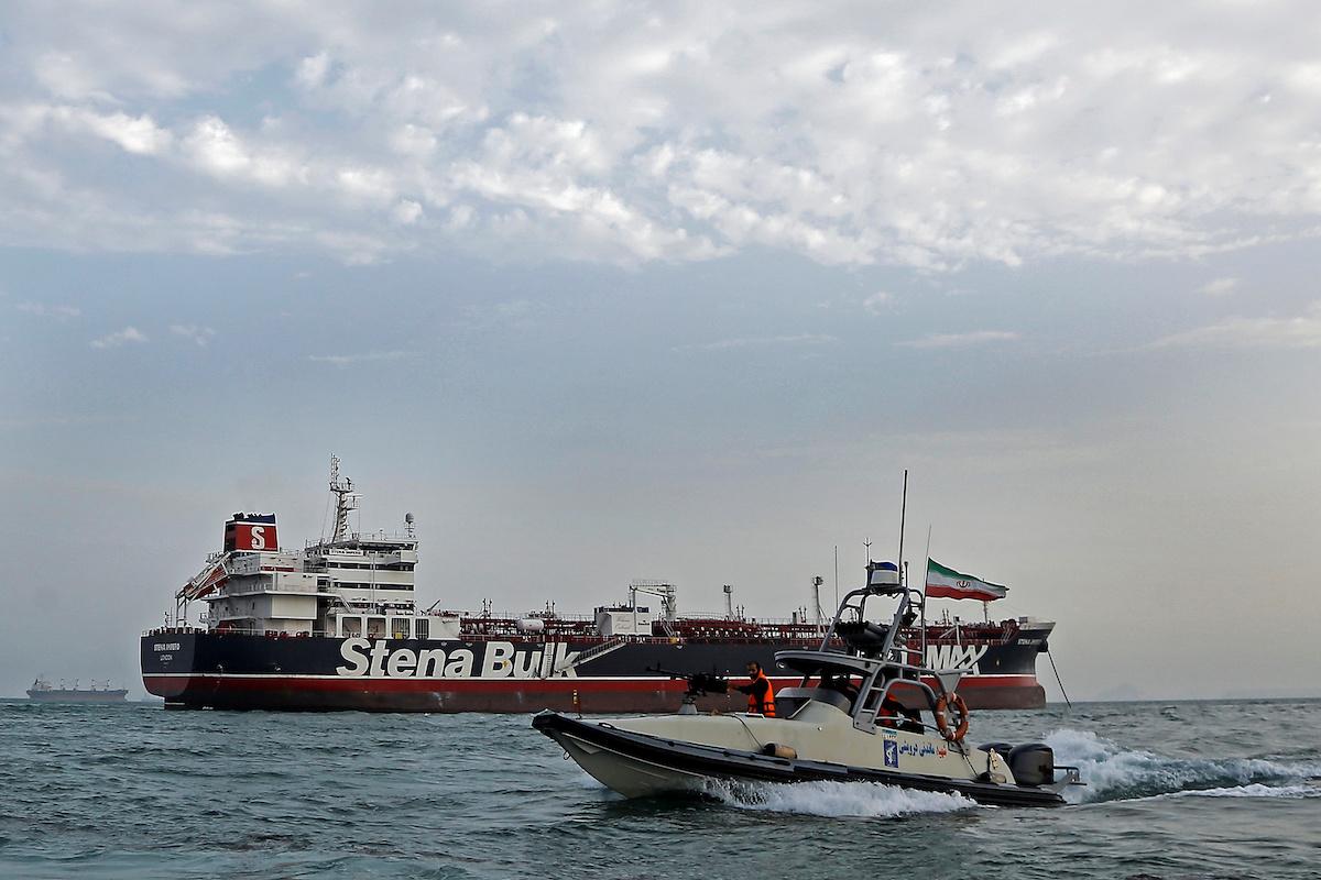 ผู้ดีชวนยุโรปตั้งกองกำลังคุ้มกันเรือ อิหร่านเตือนสงครามเกิดง่ายจบยาก