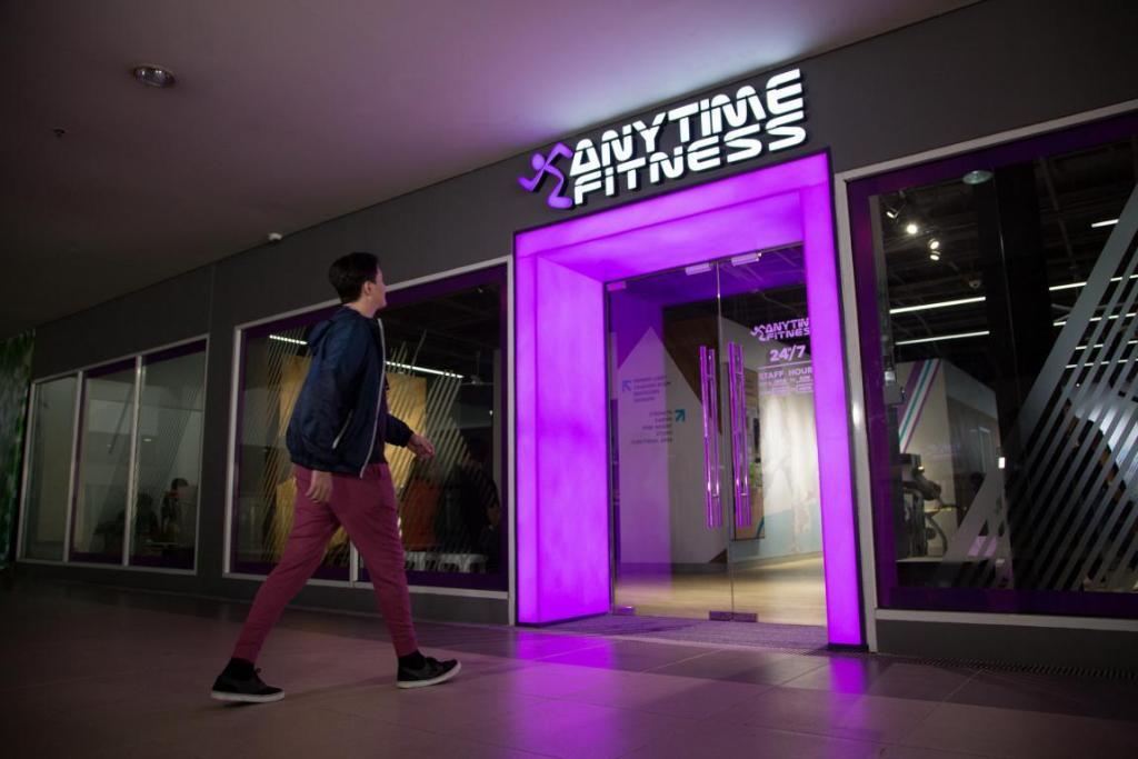 """Anytime Fitness โหมตลาดไทยหนัก เร่งเปิดสาขา6ที่ """"ริเวอร์ไซด์"""""""