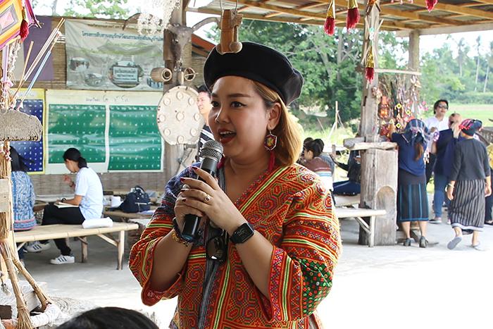 นางจิราณี พูนนายม ผู้อำนวยการกองตลาดภาคตะวันออกเฉียงเหนือ การท่องเที่ยวแห่งประเทศไทย (ททท.)