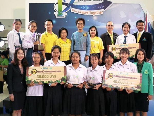 มอบรางวัล BIOGANG CHALLENGE 2019