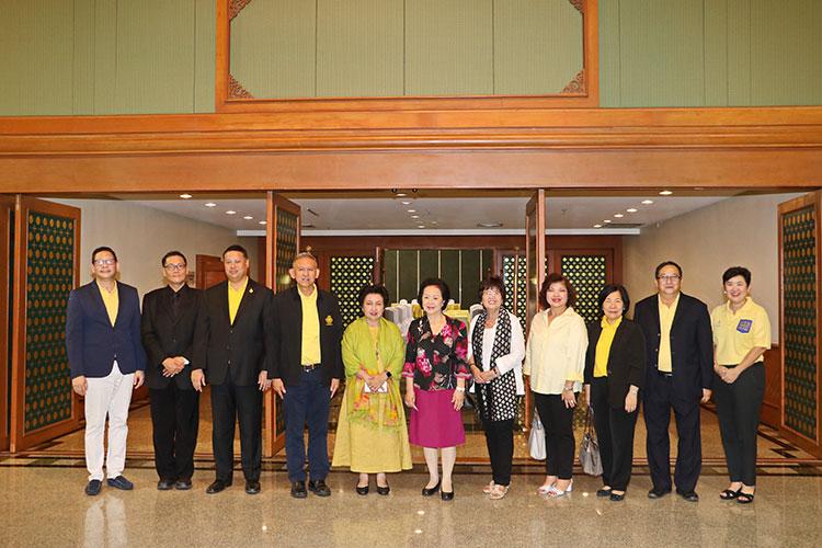TCEB เยี่ยมชมรอยัล คลิฟ และศูนย์ประชุมนานาชาติพีช ในฐานะผู้นำด้านธุรกิจไมซ์ในเมืองพัทยา