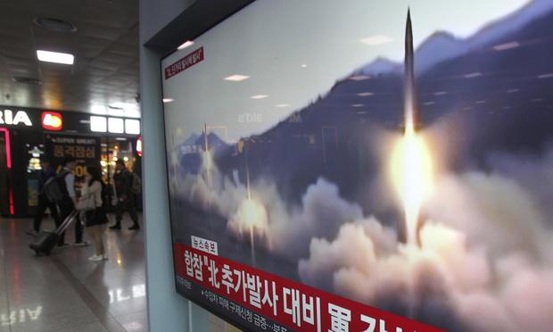 ไม่สงบง่ายๆ!เกาหลีเหนือยิงจรวด2ลูกนอกชายฝั่งทางตะวันออก